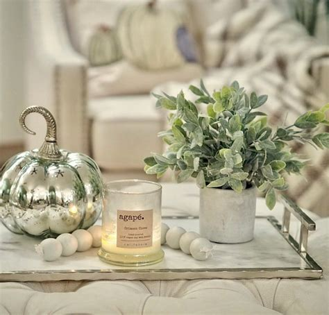 fall coffee table decor instagram fall decorating ideas home bunch interior