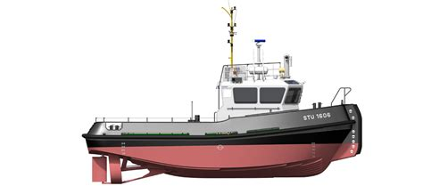 tugboat hull design damen tug boat 1606 from stock for general assistance