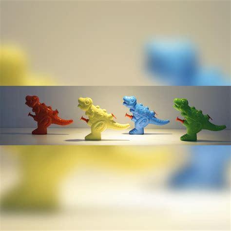 Mainan Tiupan Bola 16 Isi Boneka Tiup jual mainan plastik pistol air dinosaurus harga murah kota