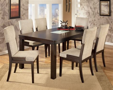 used dining room table and chairs dark wood dining room table peenmedia com