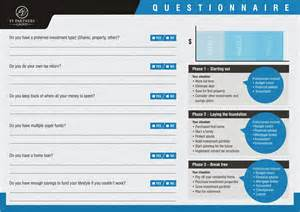 Home Design Questions For Clients Flyer Design For Ey Partners Group By Theziners Design