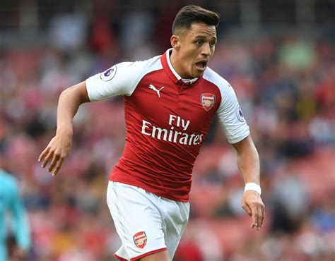 alexis sanchez stats 17 18 alexis sanchez top premier league players in 2017 18