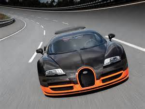 Bugatti Veyron Ss 16 4 Bugatti Veyron Sport Takes The Top Speed Crown Back