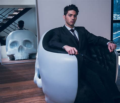 giant armchair giant skull armchair designed by gregory besson4 fubiz media