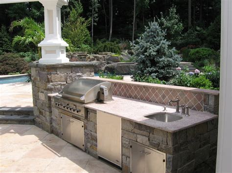 outdoor kitchens nj luxury outdoor kitchen designs installations nj