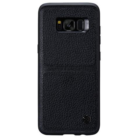 Nillkin Burt Leather Samsung Galaxy S8 Plus Original samsung galaxy s8 nillkin burt series leather