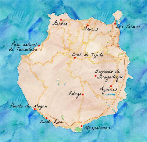 Notre top 11 sur l'île espagnole de Grande Canarie Carigami