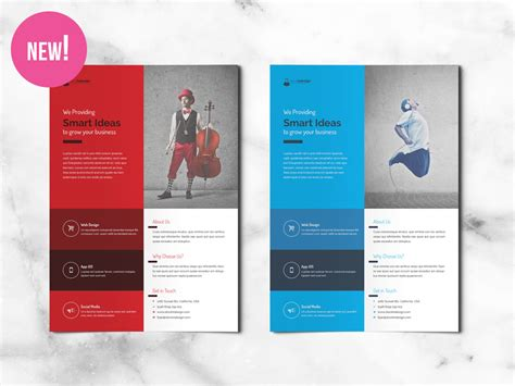 indesign templates free brochure free corporate flyer free indesign templates for designers