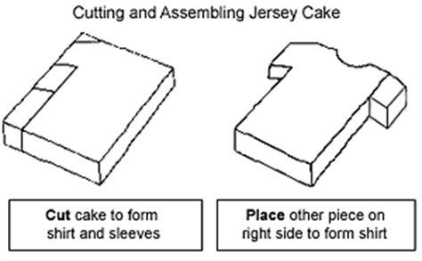 t shirt cake pattern football t shirt cake