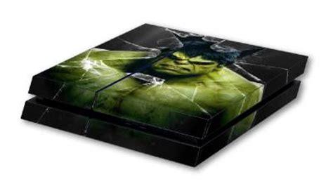 Ps4 Sticker Hulk by The Incredible Hulk Ps4 Skin Vinyl Decal Playstation 4
