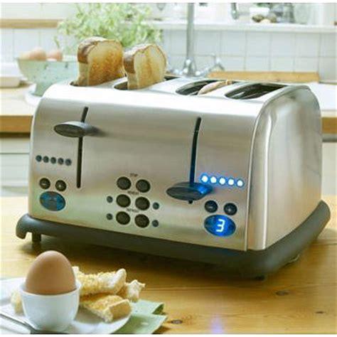 Lakeland Digital Toaster lakeland 4 slice digital toaster in toasters at lakeland