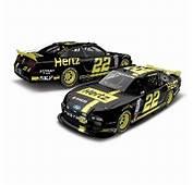 2013 Joey Logano 1/64th Hertz Nationwide Series Mustang