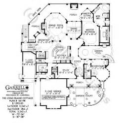 long floor plans long island cottage house plan house plans by garrell