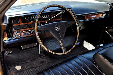 Eldorado Upholstery by File 1970 Cadillac Eldorado Dashboard Jpg Wikimedia Commons