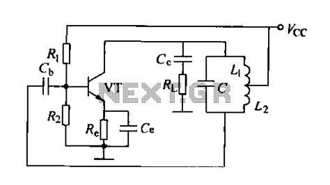 inductor oscillator transistor inductor oscillator 28 images lc feedback oscillator inductor lr oscillators no