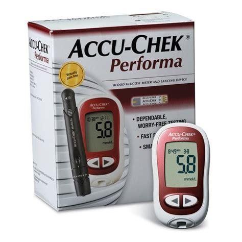 Glucometer Accu Chek Performa accu chek performa glucometer ysterplaat supplies