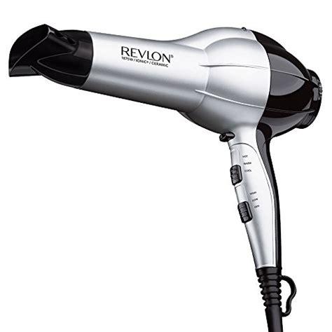 Is A Hair Dryer As As A Heat Gun revlon heat 1875w shine boosting hair dryer