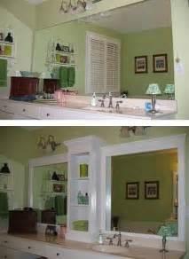 large bathroom mirrors on pinterest