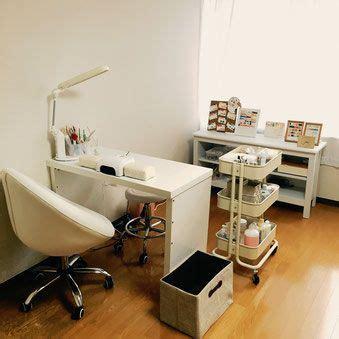 home nail salon ideas small space ideas nail