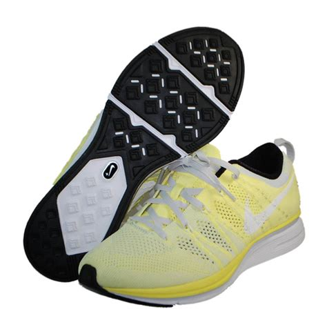 nike crosstrainer shoes nike mens flyknit trainer yellow cross trainer shoes ebay