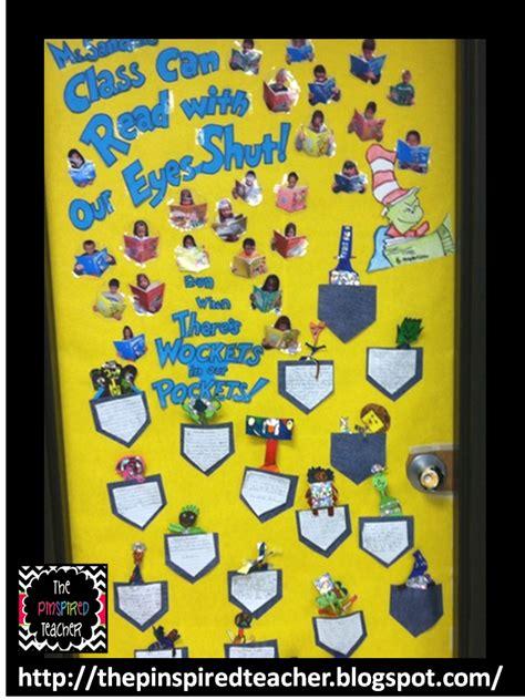 Dr Seuss Door Decorating Happy Birthday Dr Seuss Celebrating Read Across America