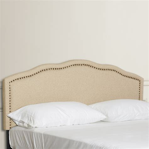 Upholstered Headboard King Alcott Hill Bolindale King Upholstered Panel Headboard Reviews Wayfair Ca