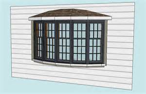 Bow Window Roof Framing Bow Window Roof Idea Windows Siding And Doors
