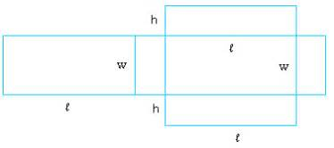 Rectangular Prism Template by Surface Area Of A Rectangular Prism