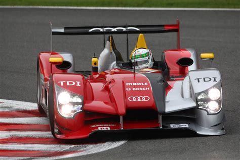 Audi Le Mans Drivers by Audi Le Mans Driver Allan Mcnish Pictures Evo