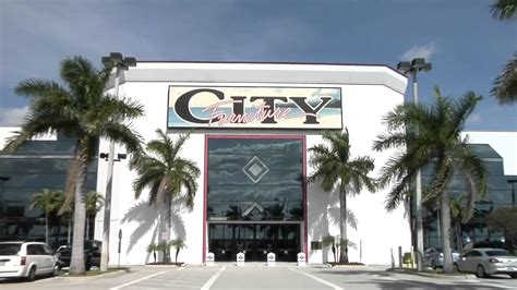 City Furniture Miami Fl by City Furniture New Store Opening Miami Dade