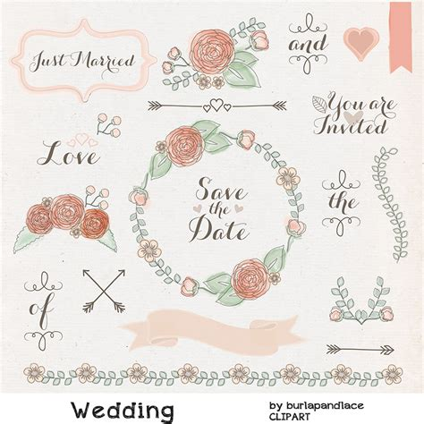 free rustic wedding cliparts download free clip art free