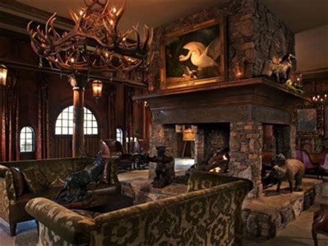 lodge style home decor cmac talks back movember party ideas