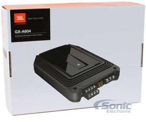 Jbl Gx A604 Power Lifier 4ch jbl gx a604 gxa604 435w 4 channel gx series lifier