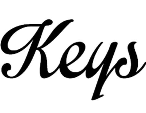 Cup Designs stenciled quot keys quot hanger project by decoart