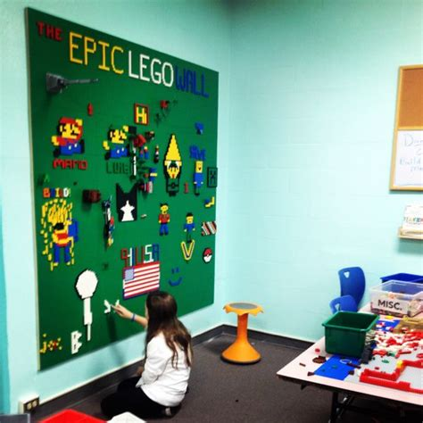 tutorial lego classroom 45 best library teen space images on pinterest library