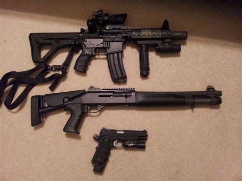 1000 ideas about home defense shotgun on