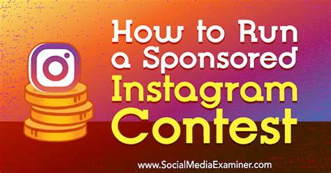 how to run maxbounty caigns on social media best method 2017 how to run a sponsored instagram contest social media