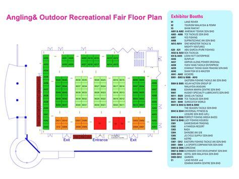 oregon convention center floor plan malaysia angling outdoor recreational fair floor plan