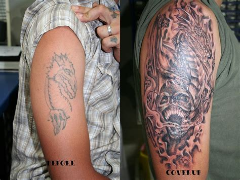 dragon tattoo cover up designs cover up tattoos designs ideas and meaning tattoos for you