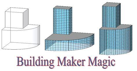 revit rocks revit building maker magic