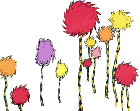 dr seuss tree quotes about trees from the lorax quotesgram