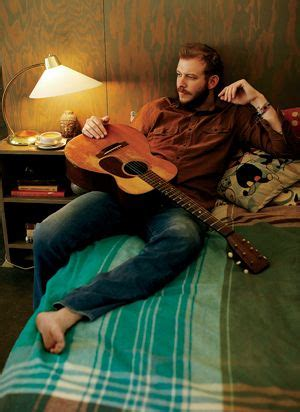 Justin Vernon Cabin by Bon Iver Of Wisconsin