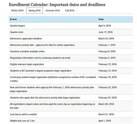 Bellevue College Calendar Events Calendar Bellevue College