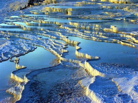 pamukkale turkey pamukkale springs attraction in turkey