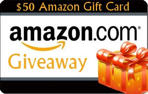 Amazon Gift Card Online - amazon gift card giveaway enter online sweeps