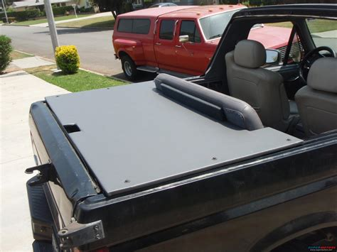 ford bed covers 1996 ford bronco tonneau cover