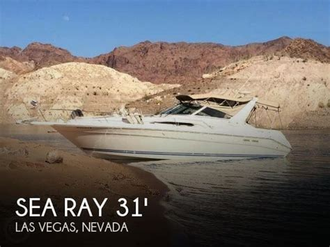 sea ray boats for sale las vegas used sea ray boats for sale in nevada united states