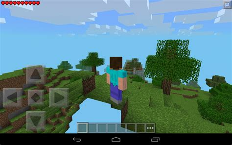 minecraft for android minecraft pocket edition for samsung galaxy tab 4 7 0 for android tablets