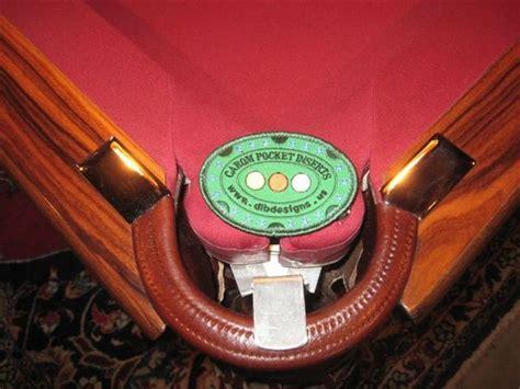 pool table pocket inserts carom pocket inserts billiards pool pockets