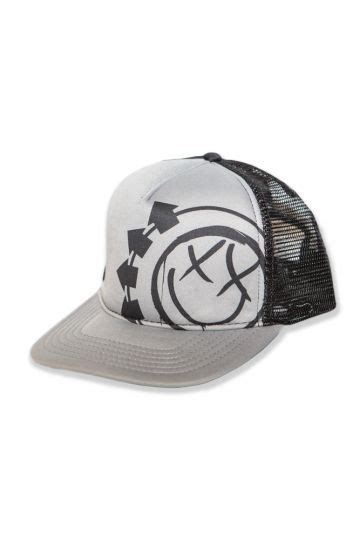 Topi Band Trucker Blink 182 1000 images about band merch on pop